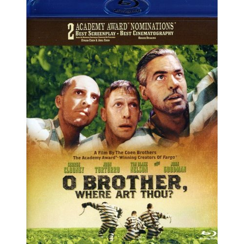 O Brother, Where Art Thou? (Blu-ray) (Widescreen)