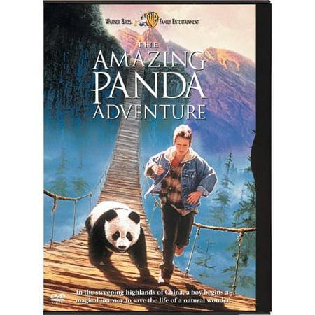 Mini Mover - Amazing Panda Adventure (Mini-DVD), The