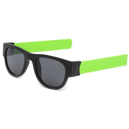 Folding Popa Circle Riding Sunglasses Men'S Sunglasses Folding Sunglasses - image 9 de 9