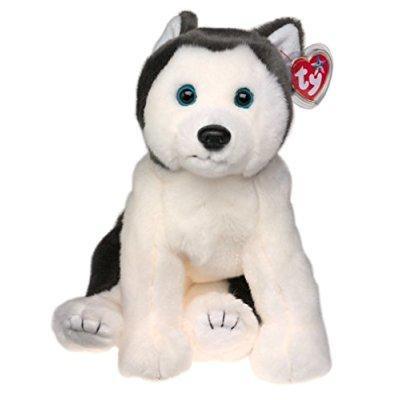 Ty Beanie Buddy   Nanook The Husky Dog