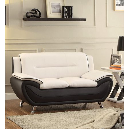 Zebra Living room Loveseat