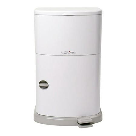 Akord slim adult diaper disposal system, white part no. m280da (1/ea) (Adult Diaper Disposal System)