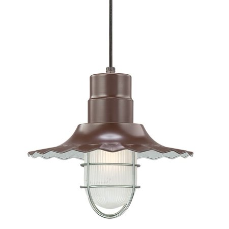 Millennium Lighting RRWC12-ABR R Series Pendant Light In Architectural Bronze