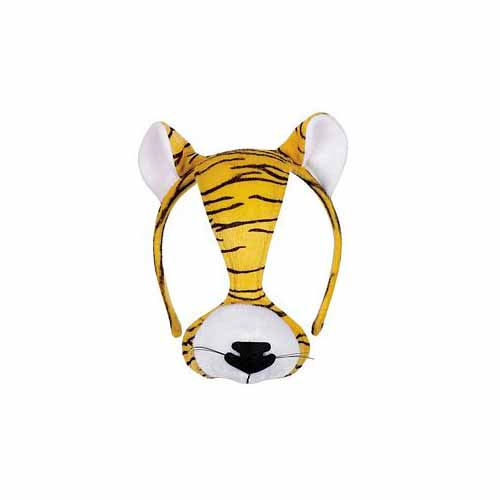 Furree Faces Tiger Mask by Small World Toys 4711014, One Size by Small World Toys