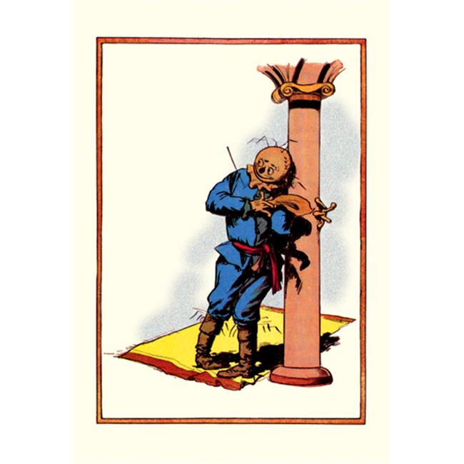 Buy Enlarge 0-587-06134-0P12x18 Scarecrow- Paper Size P12x18
