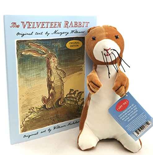 Original Velveteen Rabbit Plush And Book Gift Set By Unknown