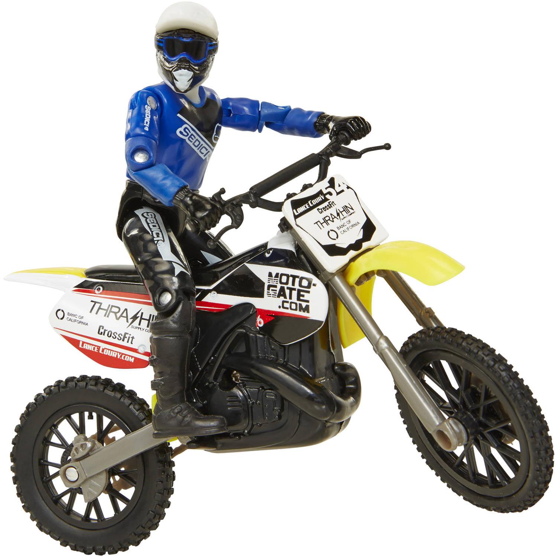 MXS Bike 'N Rider Set, Lance Coury