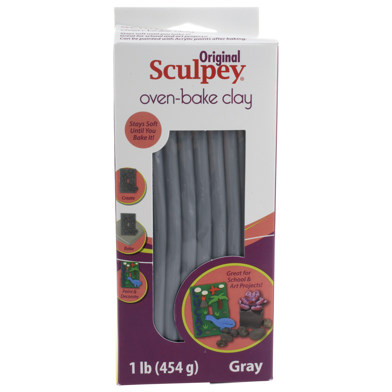 50 Blocks Polymer Clay Set w//S Colorful DIY Soft Craft Oven Bake Modelling Kit