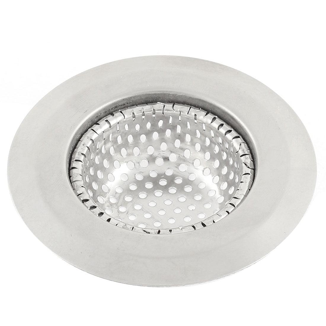 7.3cm Dia Shower Bathtub Basin Mesh Strainer Waste Plug Sink Stopper