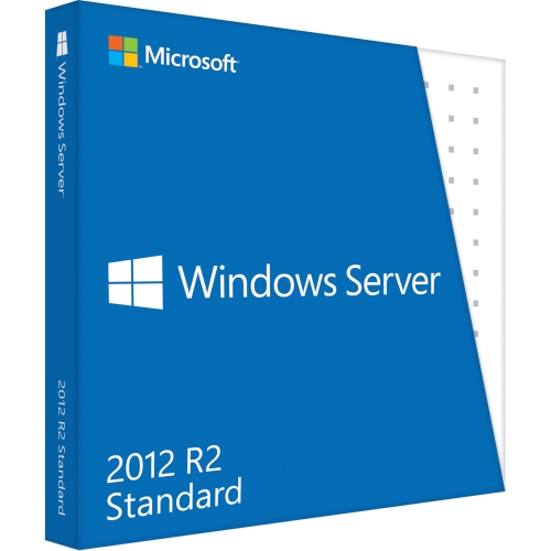 Microsoft Windows Server Standard 2012 R2 64 Bit English AE DVD 10 Clt