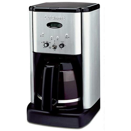 Cuisinart DCC-1200MR 12CUP Programmable Coffeemaker (Certified Refurbished)