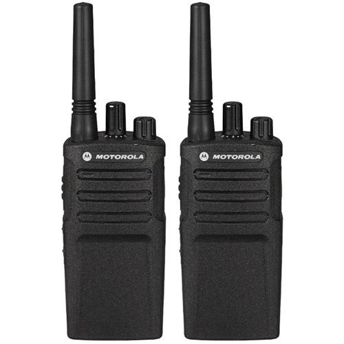 Motorola RMU2080 (2 Pack) Two Way Radio - Walkie Talkie
