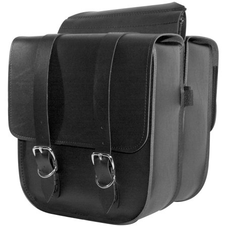 Saddlebags Accessories Standard - Willie & Max 58301-00 Standard Saddlebags