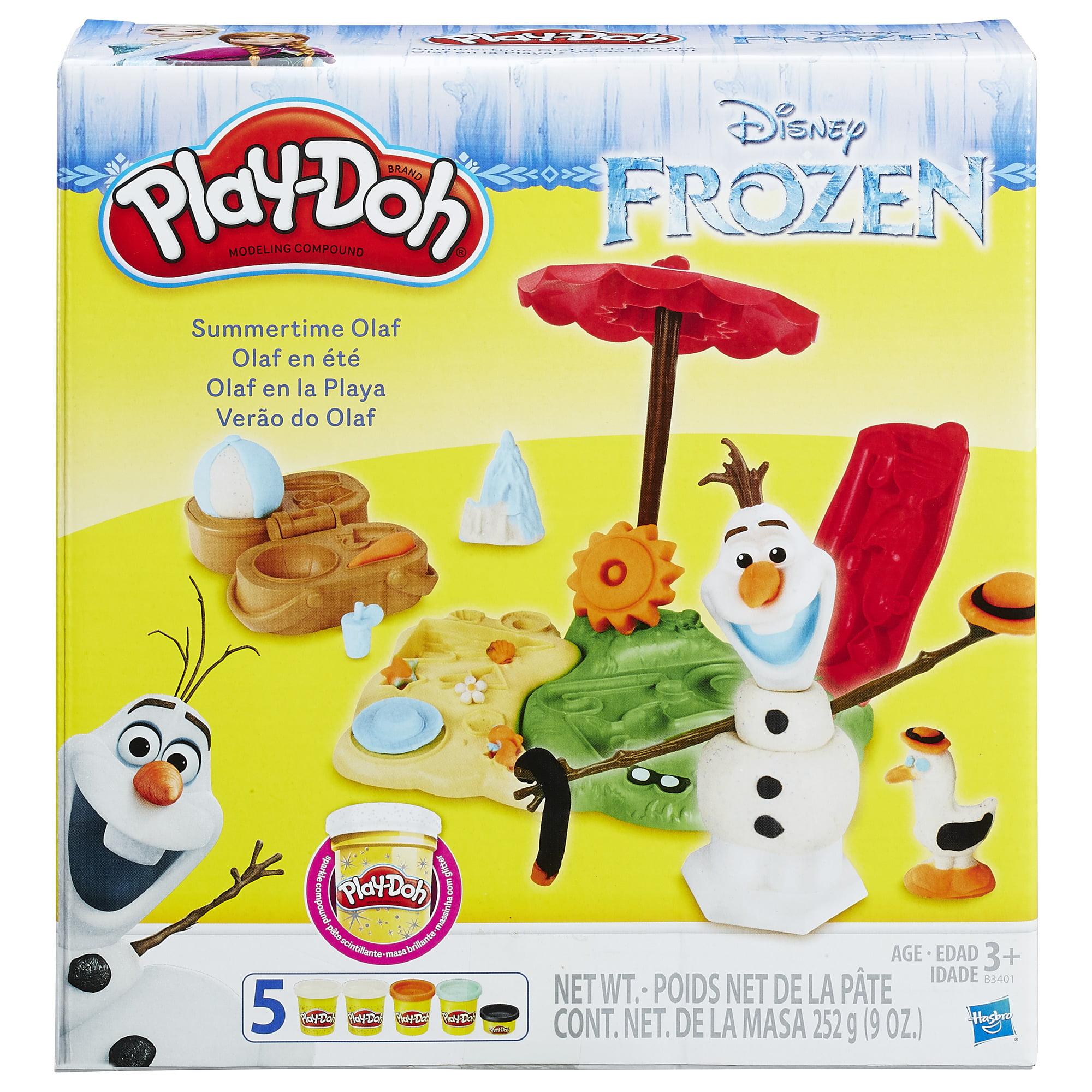 Play-Doh Olaf Summertime Featuring Disney Frozen - Walmart.com