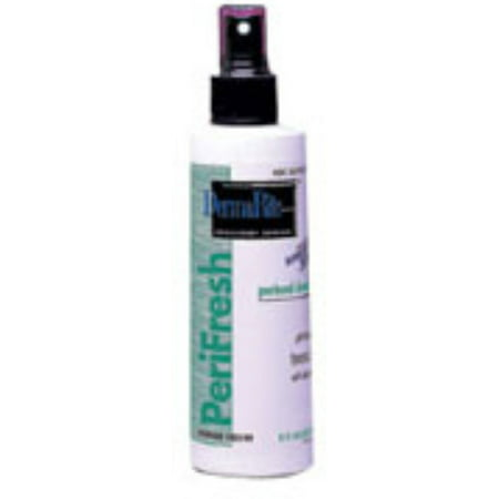Peri-Fresh Perineal Cleanser Deodorizer For Incontinent Care 7.5 oz Incontinent Cleanser 8 Oz Bottle