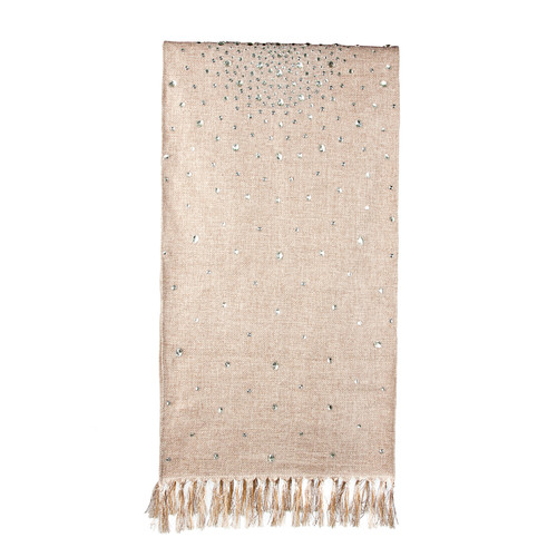 Sivaana Jute Bed Runner