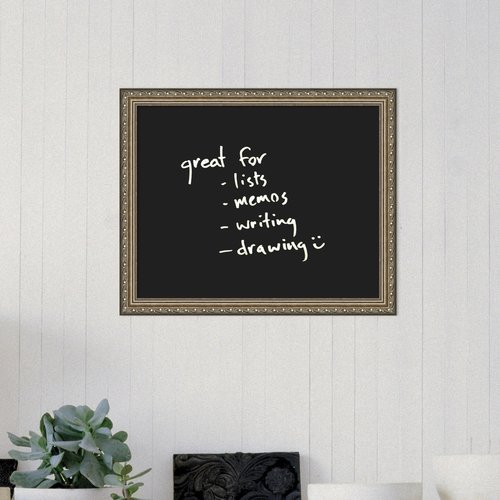 Darby Home Co Grantley Wall Mounted Chalkboard