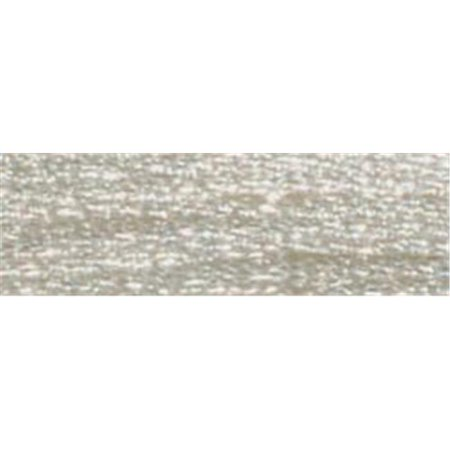 DMC Light Effects Silver Embroidery Floss, 8.7 Yd. (Dmc Light Effects Floss)