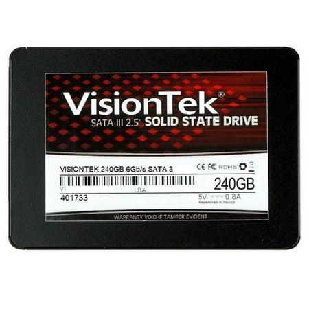 240GB VisionTek Pro 7mm 2.5u0022 SSD