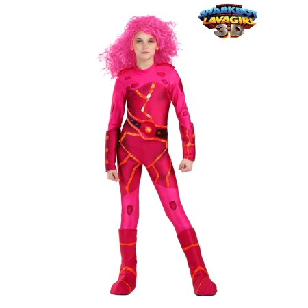 Lavagirl Girls Costume - Lava Girl Costume Halloween
