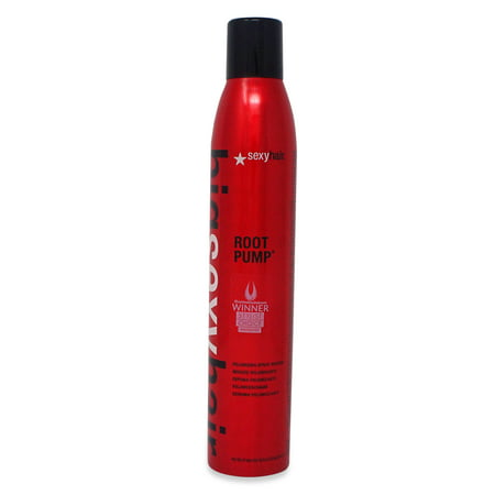 Sexy Big Root Pump Volumizing Spray Mousse 10 Oz
