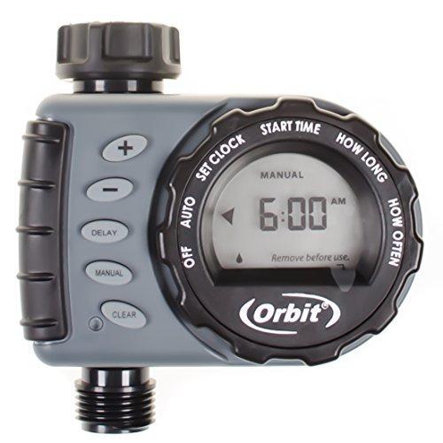 Orbit Digital Hose Sprinkler Irrigation Timer for Vacatio...