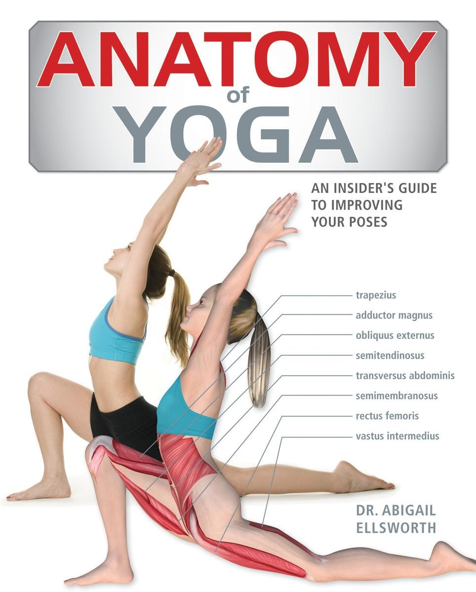 Anatomy of Yoga : An Instructor\'s Inside Guide to Improving Your ...