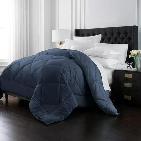 Noble Linen's Goose Down Alternative Comforter (Best Goose Down Comforter Brands)