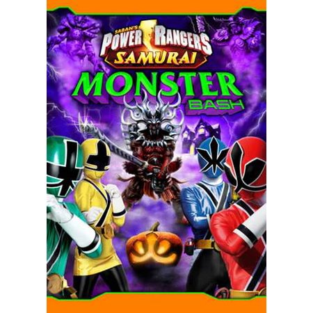 Power Rangers Monster Bash Halloween Special (Vudu Digital Video on Demand) - Monster High Halloween Special Full Movie