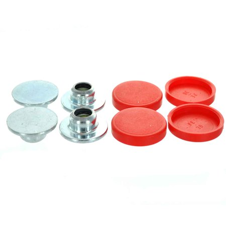 Bessey 3101188 Replacement Pad TG5.5, TG7.0 & TGK4.5, 4 pack (Bessey Clamp Replacement Parts)