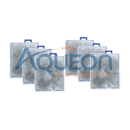 (2 Boxes) Aqueon 06087 Aqueon Replacement Filter Cartridge, Large, 3-Pack each
