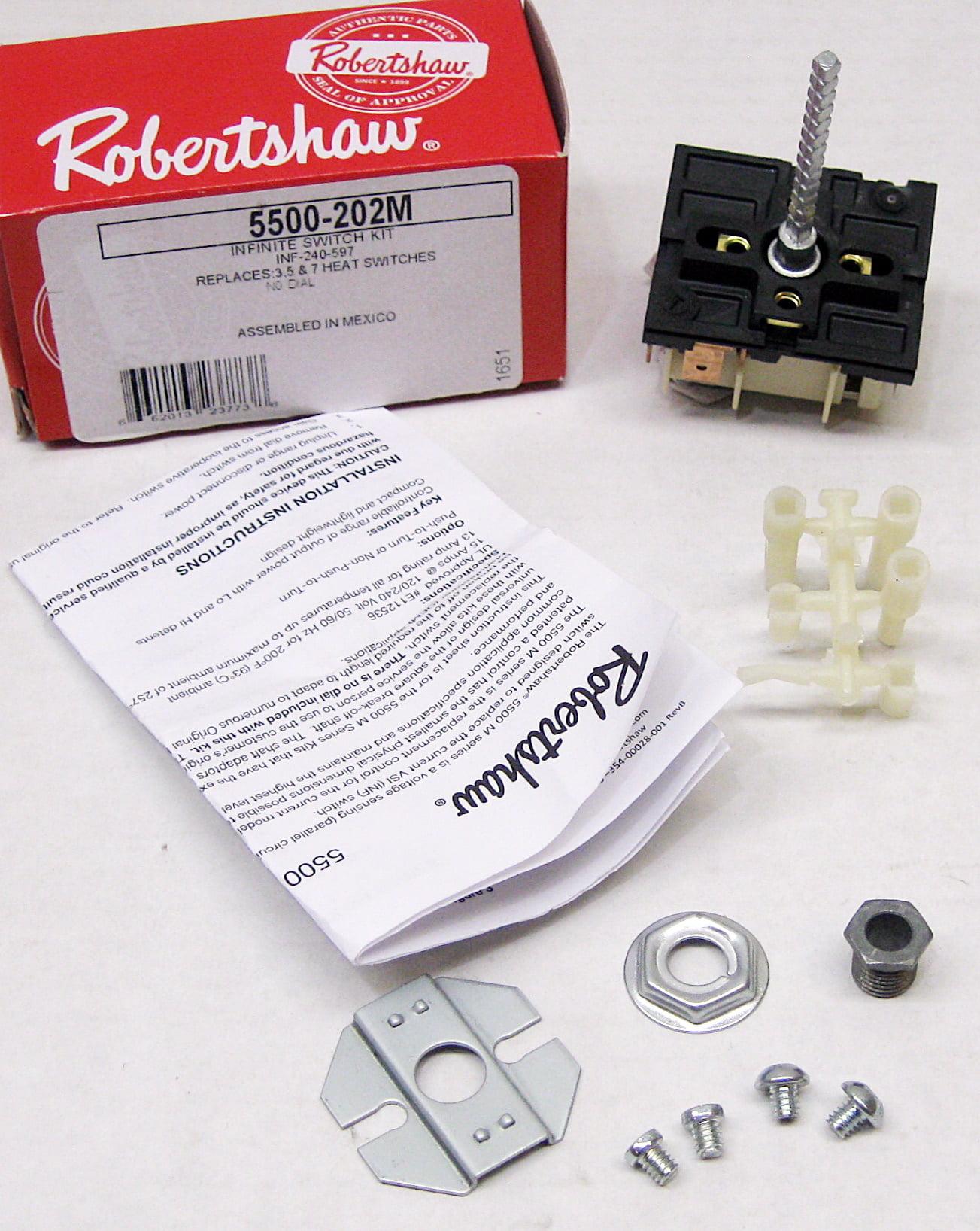 infinite switch kit robertshaw 5500 202m walmartcom