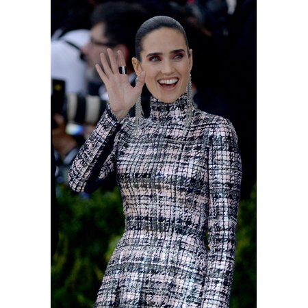 Jennifer Connelly At Arrivals For Rei Kawakubo & Comme Des Garcons Costume Institute Gala - Arrivals 1 Metropolitan Museum Of Art New York Ny May 1 2017 Photo By Kristin CallahanEverett Collection