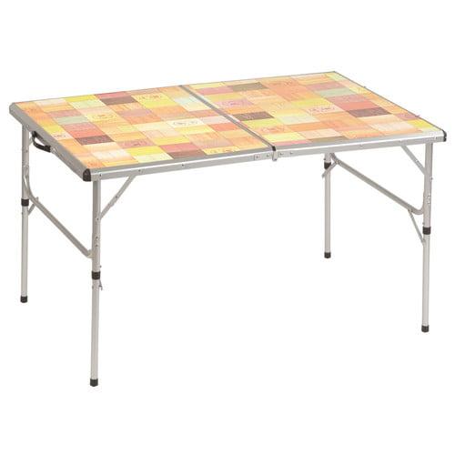 Coleman 48'' Rectangular Folding Table