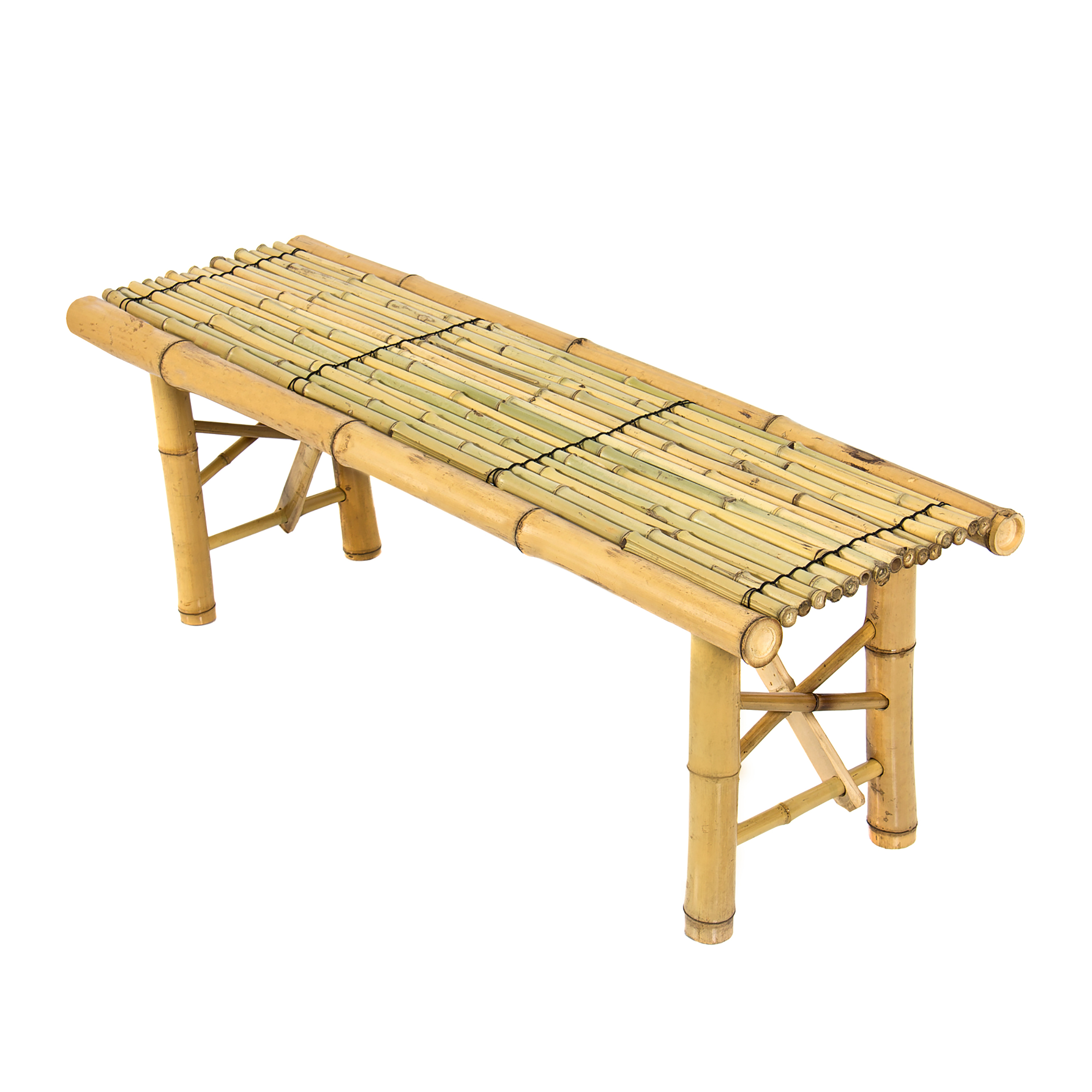 bamboo bench tiki tropical coffee table decorative bench patio  - bamboo bench tiki tropical coffee table decorative bench patio room baroutdoor  walmartcom