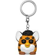 Funko Pop! Keychain: Hasbro Tiger Furby