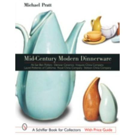 Mid-Century Modern Dinnerware Design