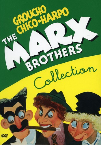 Marx Brothers Collection by TIME WARNER