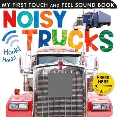 Noisy Trucks (Board Book)