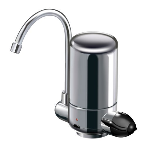 DuPont Side Sink Countertop Faucet Filter System