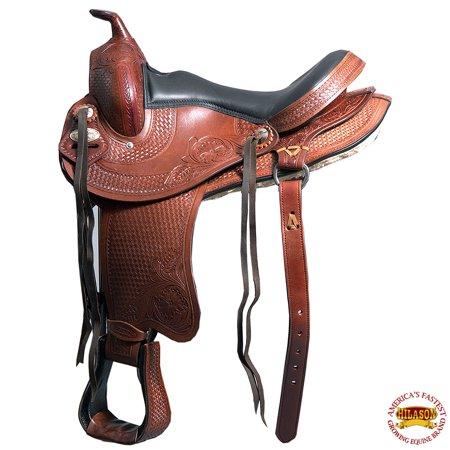 Gaited Endurance Saddle - 16
