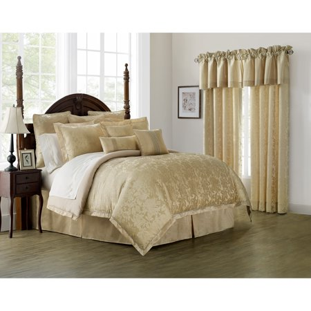 Marquis by Waterford Isabella 4-piece Bedding Comforter Set