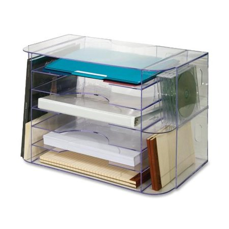 Sparco jumbo desk sorter 12 3 height x 18 1 width x 10 - Desk organizer sorter ...