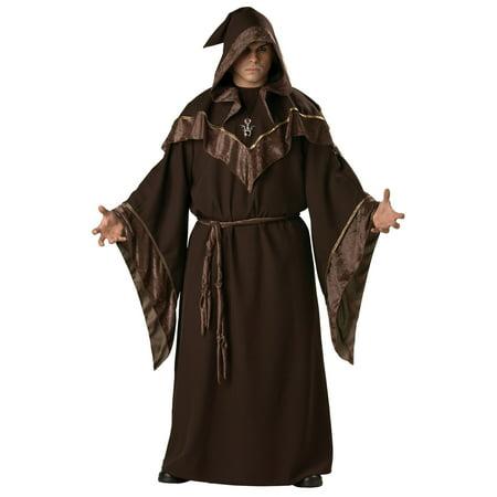 Mystic Costume (Mystic Sorcerer Adult Halloween)