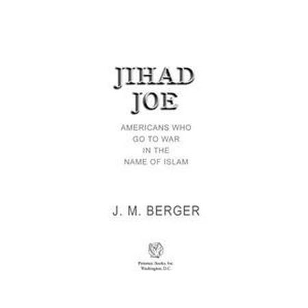 Jihad Joe: Americans Who Go to War in the Name of Islam - eBook
