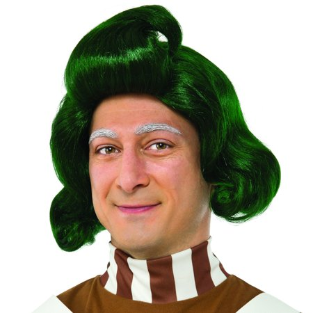 Willy Wonka & the Chocolate Factory: Oompa Loompa Adult - Glinda The Good Witch Wig