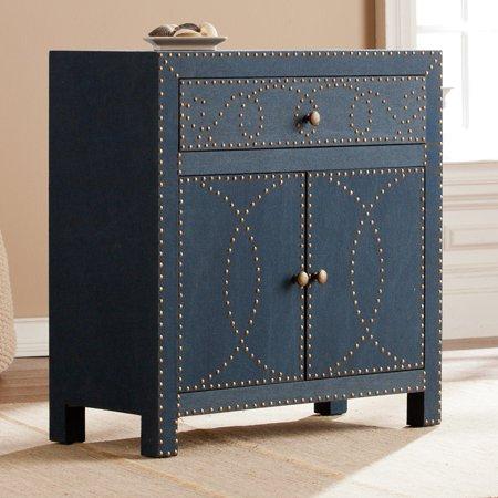 Southern Enterprises Florian Double Door Cabinet (Southern Enterprises Kitchen Cabinet)