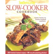 Southern Living Slow-Cooker Cookbook