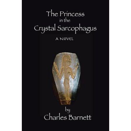 The Princess in the Crystal Sarcophagus - (First Sarcophagus)