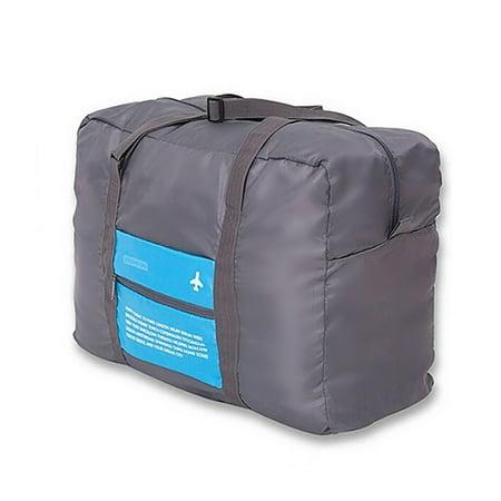 RUNACC Travel Lightweight Waterproof Foldable Storage Carry Luggage Duffle Tote Bag Nylon Luggage (Tote Duffle Bag Luggage)